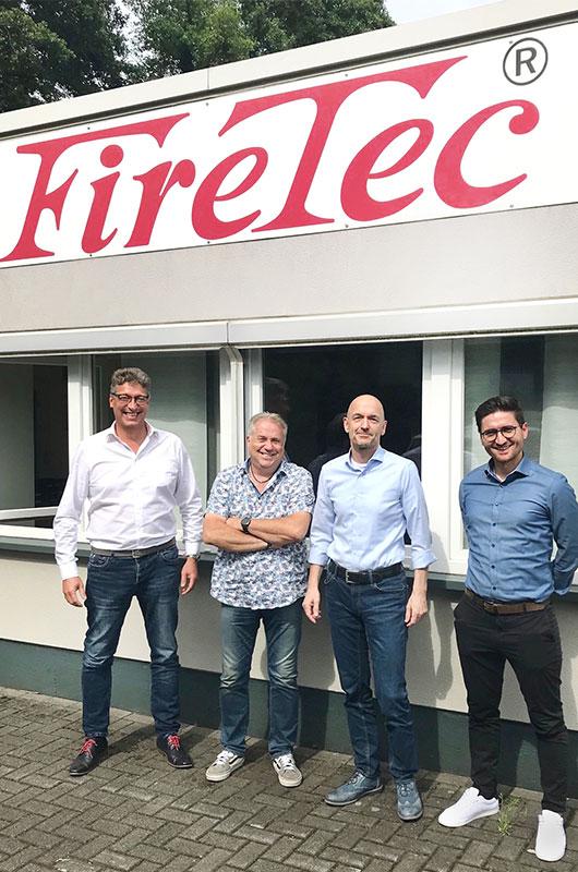 FireTec Zusammenschluss mit der svt Unternehmensgruppe